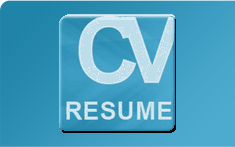 CV Resume and Cover Letter. Free sample cv and resume writing examples ...